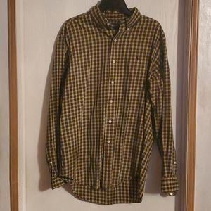 Ralph Lauren Polo Men's Shirt, Size Large (L)